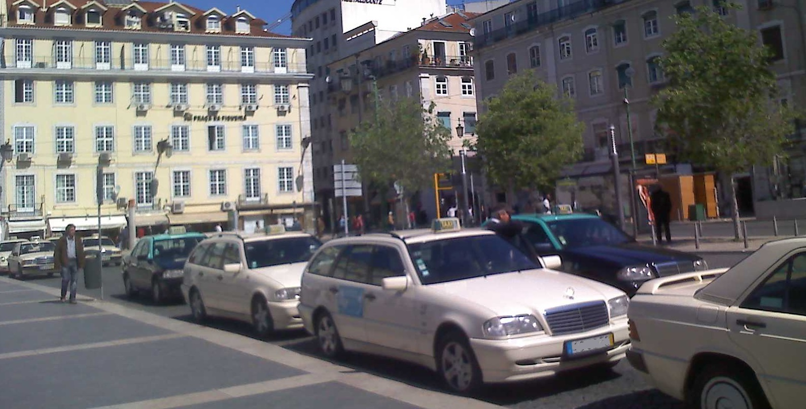 Taxis in Portugal