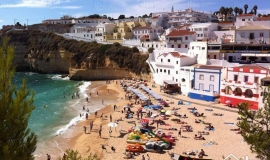 Faro airport transfers carvoeiro