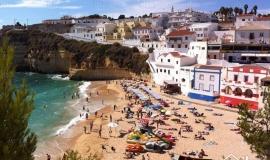 Faro airport transfers carvoeiro