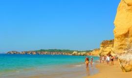 Faro airport transfers praia-da-rocha